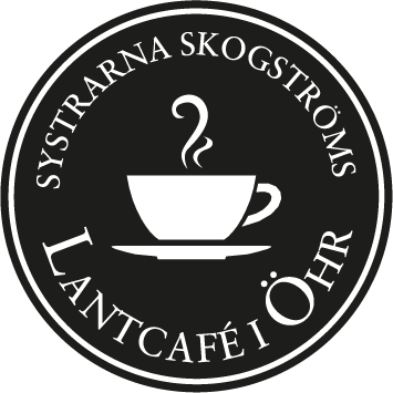 Systrarna Skogströms Lantcafé i Öhr